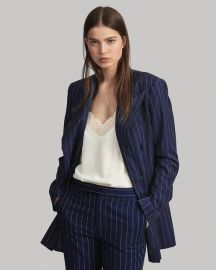DOUBLE-BREASTED WOOL BLAZER at Ralph Lauren