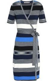 DVF Wrap Dress at The Outnet