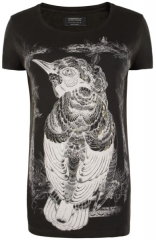 Dacelo crew tee at All Saints