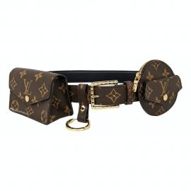 Daily Multi Pocket Belt by Louis Vuitton at Vestiare Collective