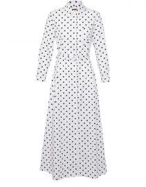 Daisy shirt dress by Staud at 24s