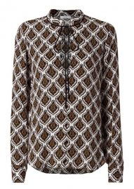 Danielle Mombasa Blouse by ALC at Intermix