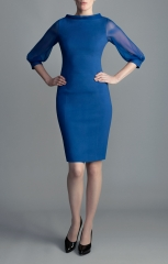 Danny Dress in Marine at No. 35