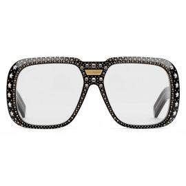 Dapper Dan Sunglasses at Gucci