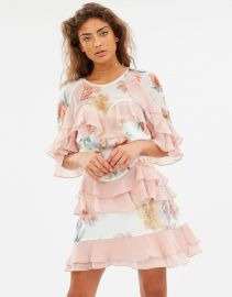 Darcy Mini Dress by Talulah at The Iconic