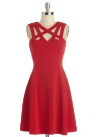 Darling of the Dance-a-thon Dress at ModCloth
