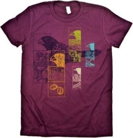 Darwins Finches Graphic Tee at Babble Tees