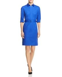 Dashiri Belted Shirt Dress at Bloomingdales