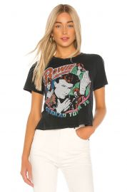 David Bowie American Tour \'78 Tee at Revolve