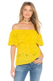 Davy Top by cupcakes and cashmere at Revolve