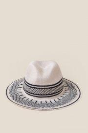 Dawn Tonal Knit Panama by Francescas at Francescas