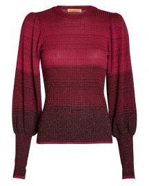 Dax Ombré Knit Sweater at Intermix
