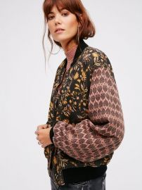 Daytripper Bomber at Free People