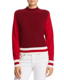 Dean Color-Block Merino Wool Sweater at Bloomingdales