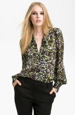 Dean blouse by Rachel Zoe at Nordstrom