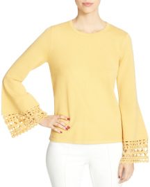 Deco Bell Sleeve Sweater by CATHERINE Catherine Malandrino at Bloomingdales