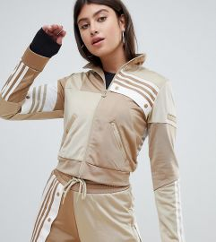 Deconstructed Track Top by Adidas at Asos