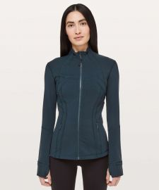 Define Jacket by Lululemon in Nocturnal Teal at Lululemon