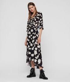 Delana Caro Dress at All Saints