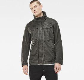 Deline field jacket at G Star