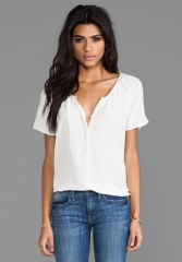 Delmar blouse by Joie at Revolve