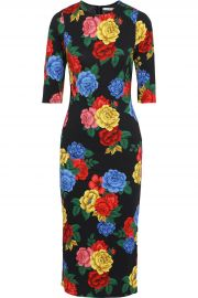 Delora Floral Dress at The Outnet