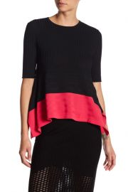 Delta Colorblock Blouse by Opening Ceremony at Nordstrom Rack