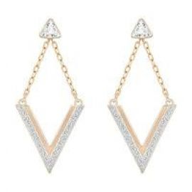 Delta Earrings at Swarovski