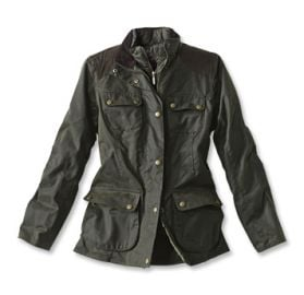 Dene Waxed Jacket by Barbour  at Orvis