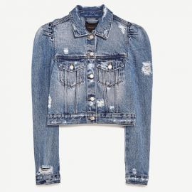 Denim Jacket at Zara