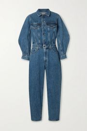 Denim Jumpsuit by Agolde at Net A Porter