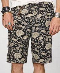 Denim and Supply Ralph Lauren Floral Canvas Shorts - Shorts - Men - Macys at Macys