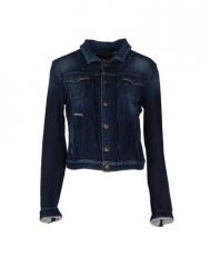 Denim jacket by Diesel at Yoox