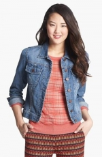 Denim jacket by KUT from the Kloth at Nordstrom