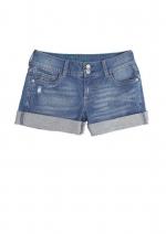 Denim shorts from Delias at Delias