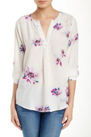 Deon Silk Blouse at Nordstrom Rack