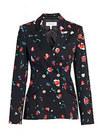 Derek Lam 10 Crosby - Floral Rodeo Blazer at Saks Fifth Avenue