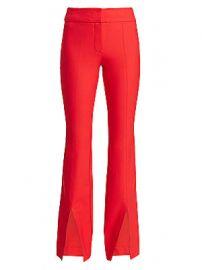 Derek Lam 10 Crosby - Maeve Slit Hem Pants at Saks Fifth Avenue