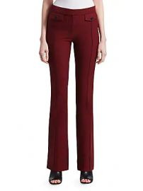 Derek Lam 10 Crosby - Stitched Flare Trousers at Saks Fifth Avenue