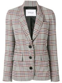 Derek Lam 10 Crosby Plaid Blazer - Farfetch at Farfetch