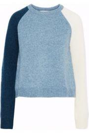 Derek Lam Colorblock Sweater at The Outnet