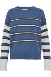 Derek Lam Striped Sweater at The Outnet