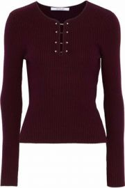 Derek Lam Wool Sweater at The Outnet