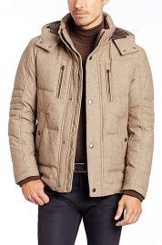 Dery Jacket at Hugo Boss