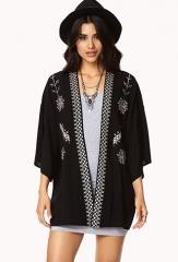 Desert Cool Embroidered Kimono at Forever 21