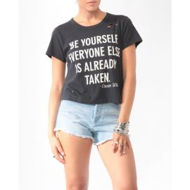 Destroyed Be Yourself Tee at Forever 21