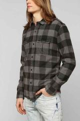 Devils Harvest Check Shirt at Urban Outfitters