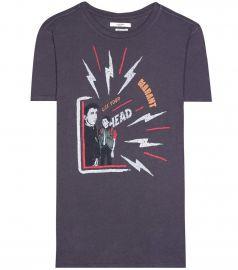 Dewel cotton printed T-shirt at Mytheresa