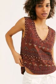 Diamond in the Rough Tank at Free People