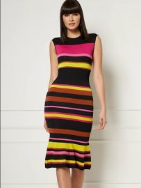 Diana Sweater Dress - Eva Mendes Collectio at NY&C